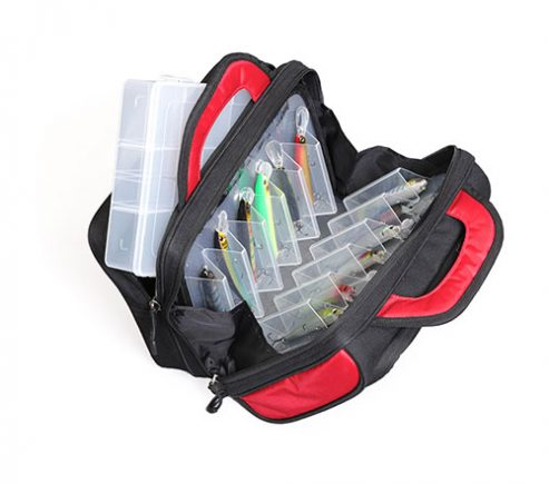 Street Fishing tackle bag - LJ-106