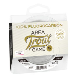 FLUOROCARBON - AREA TROUT GAME