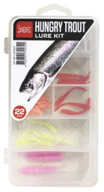 Lj - lure kit - Hungry Trout - LJ013SET - 1 copy