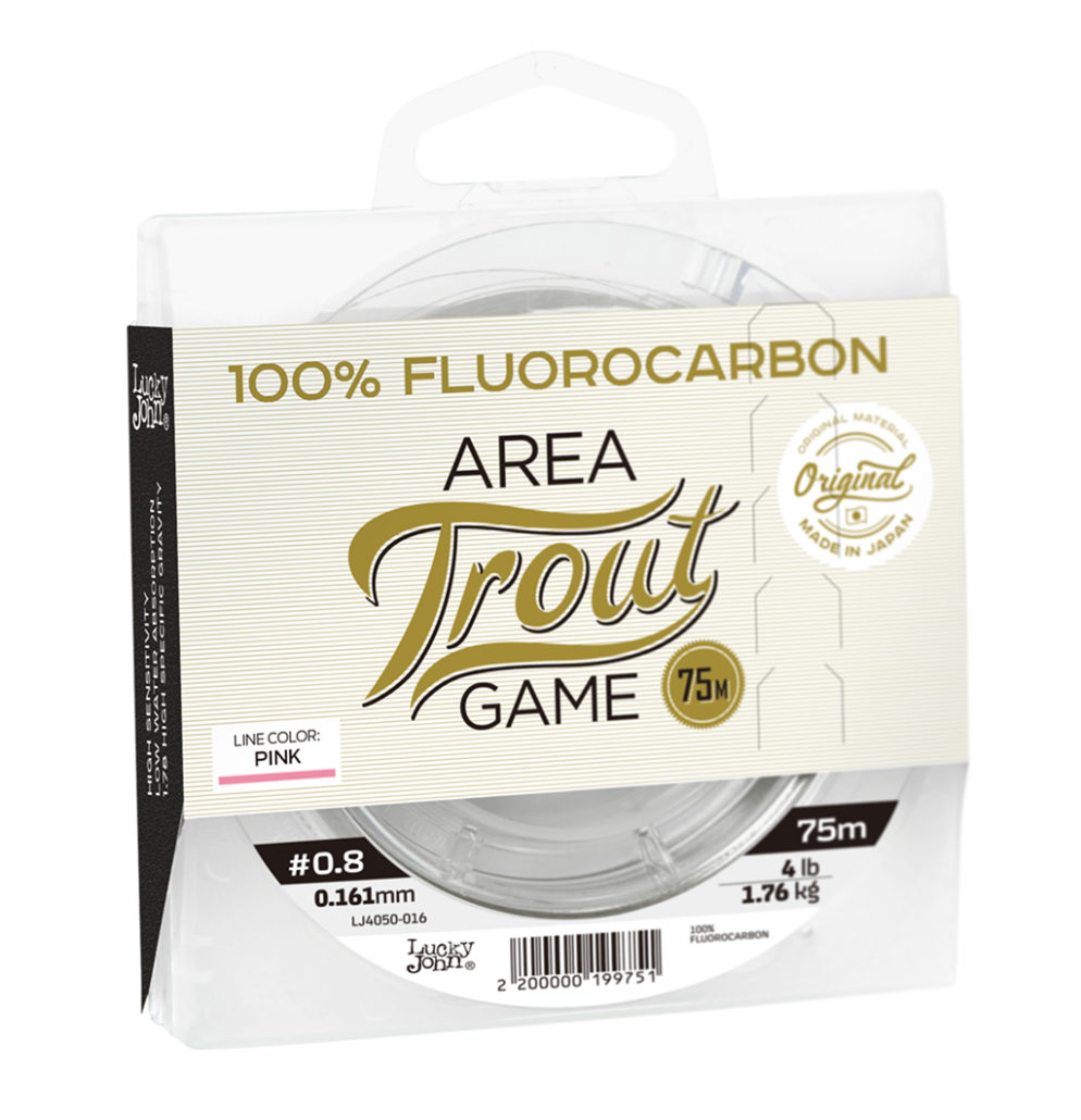 FLUOROCARBON – AREA TROUT GAME